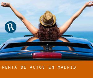 Renta de Autos en Madrid